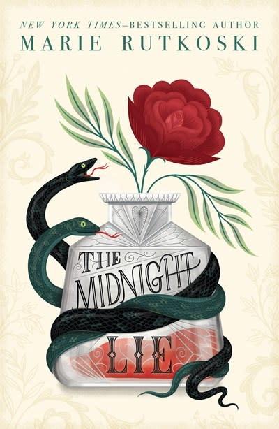 Farrar, Straus and Giroux (BYR) The Midnight Lie