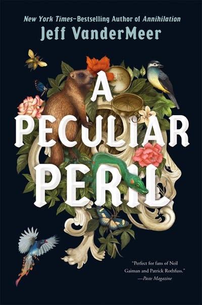 Farrar, Straus and Giroux (BYR) A Peculiar Peril