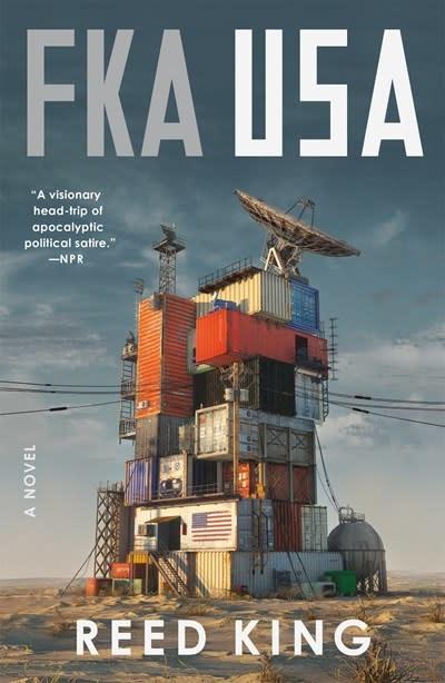 Flatiron Books FKA USA: A novel