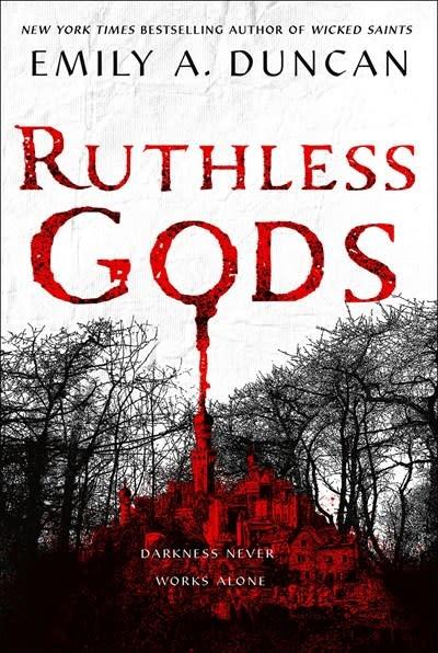 Wednesday Books Ruthless Gods