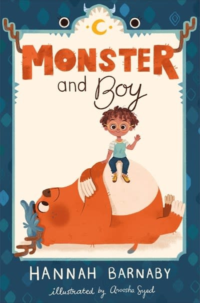 Henry Holt and Co. (BYR) Monster and Boy 01