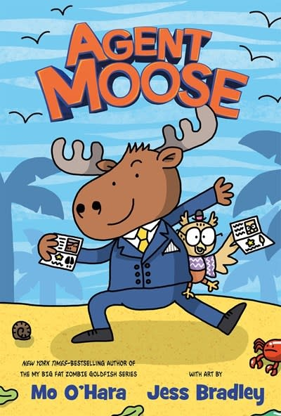 Feiwel & Friends Agent Moose