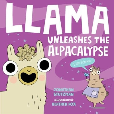 Henry Holt and Co. (BYR) Llama Unleashes the Alpacalypse