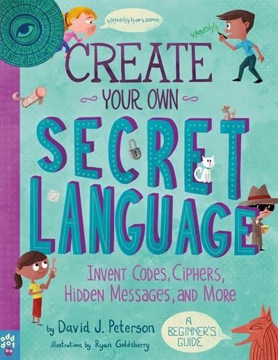 Odd Dot Create Your Own Secret Language