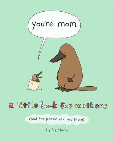 Flatiron Books You're Mom