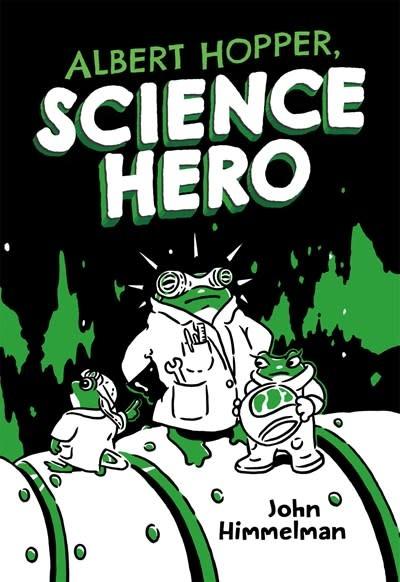 Henry Holt and Co. (BYR) Albert Hopper, Science Hero 01