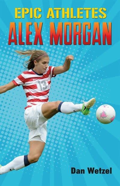 Square Fish Epic Athletes: Alex Morgan
