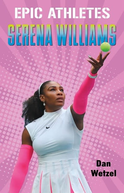 Square Fish Epic Athletes: Serena Williams