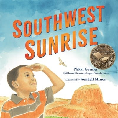 Bloomsbury Children's Books Southwest Sunrise