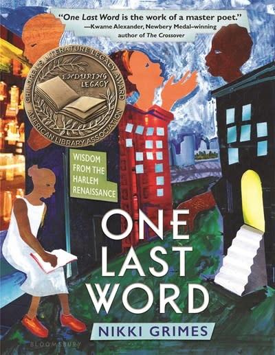 Bloomsbury Children's Books One Last Word