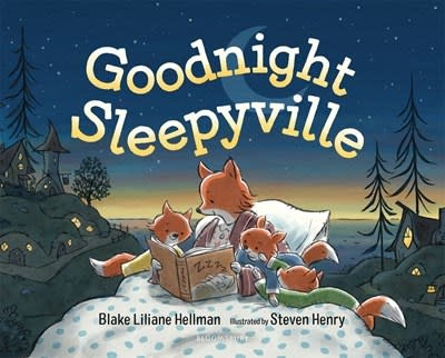 Bloomsbury Children's Books Goodnight, Sleepyville