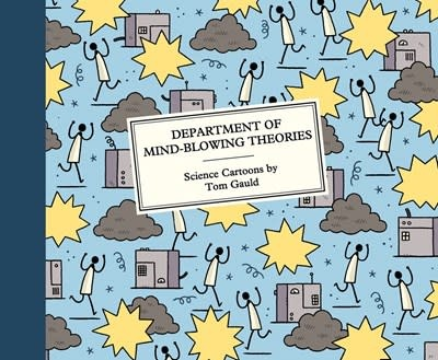 Drawn and Quarterly Department of Mind-Blowing Theories