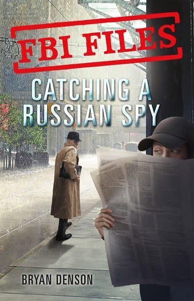 Roaring Brook Press Catching a Russian Spy