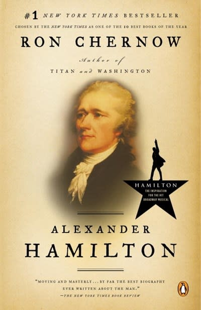 Penguin Books Alexander Hamilton