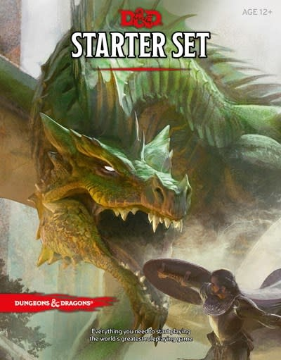 Wizards of the Coast Dungeons & Dragons Starter Set