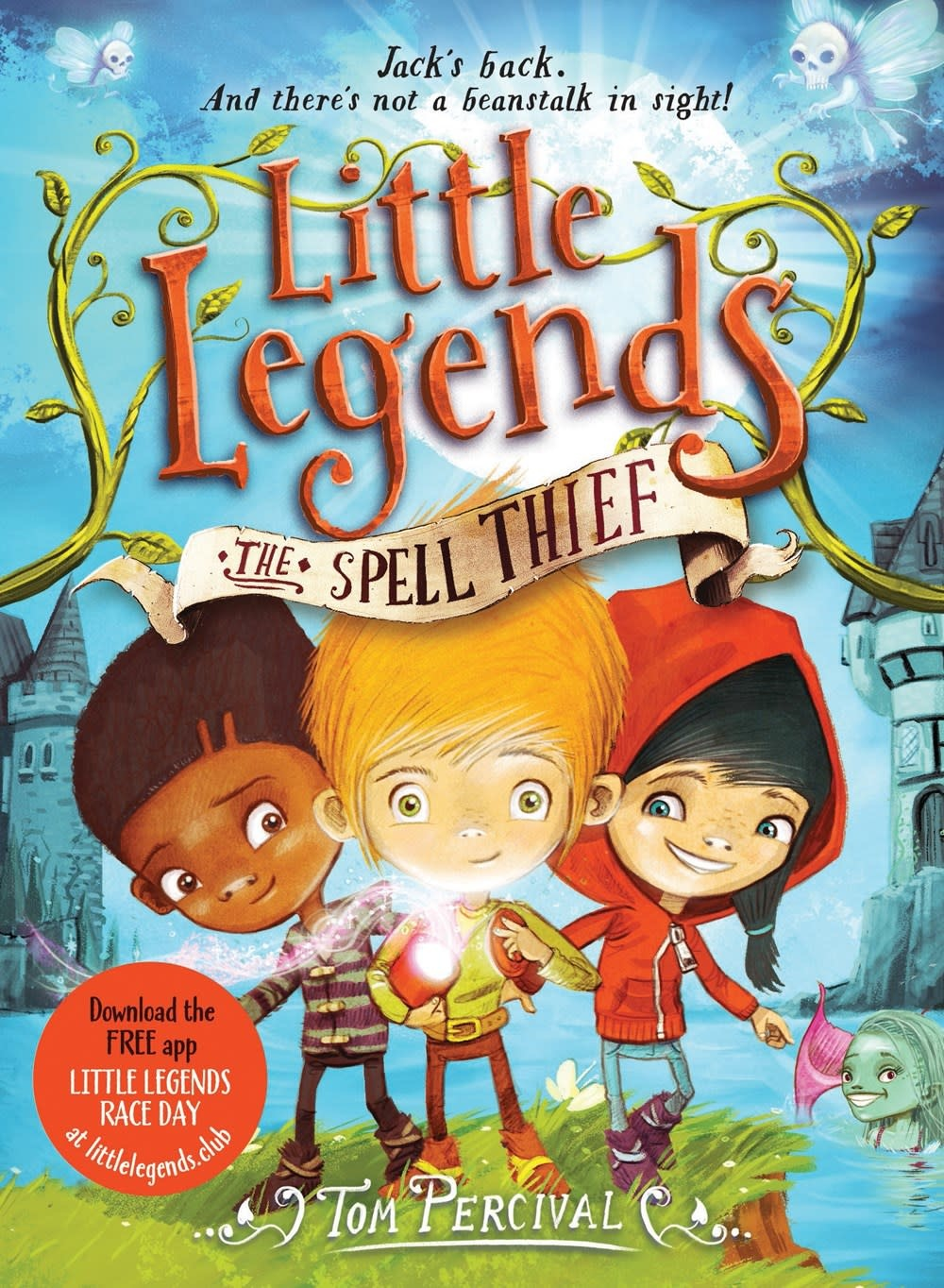 Little Legends 01 The Spell Thief