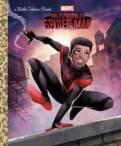 Golden Books Miles Morales (Marvel Spider-Man)