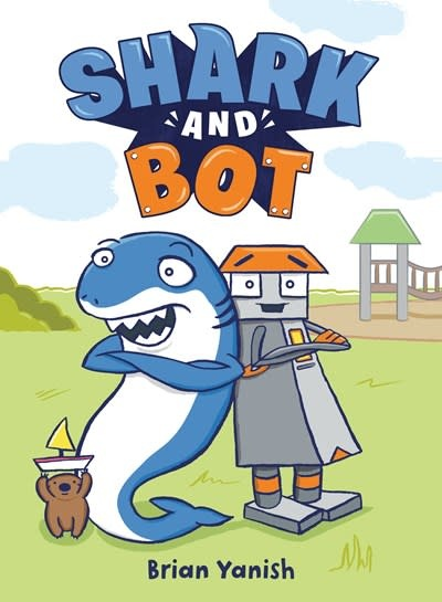 Random House Books for Young Readers Shark and Bot #1