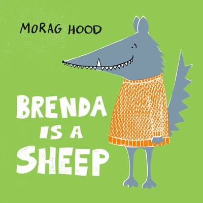 Random House Books for Young Readers Brenda is a Sheep