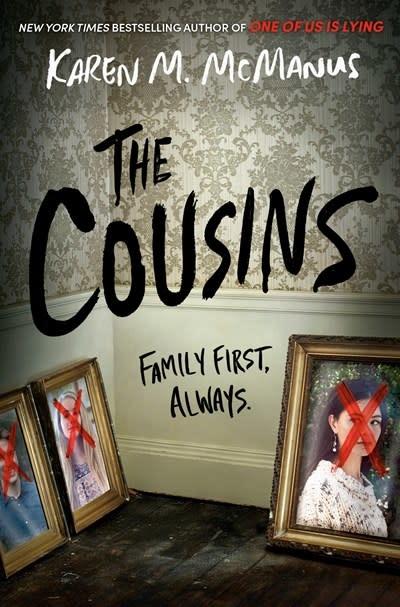 Delacorte Press The Cousins