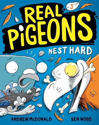 Random House Books for Young Readers Real Pigeons Nest Hard (Book 3)