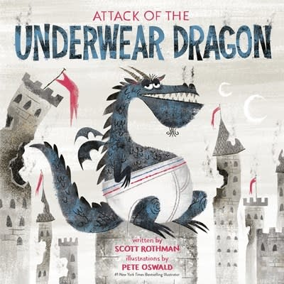 Random House Books for Young Readers Attack of the Underwear Dragon