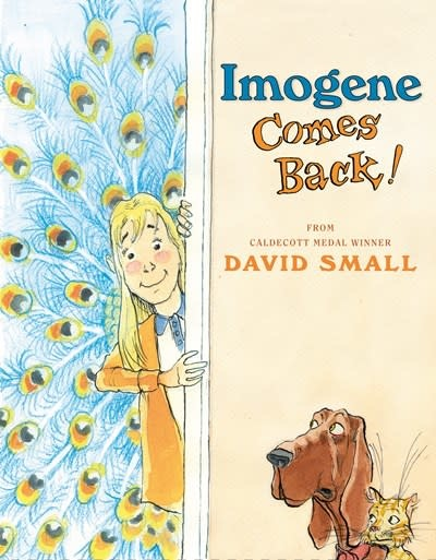 Knopf Books for Young Readers Imogene Comes Back!
