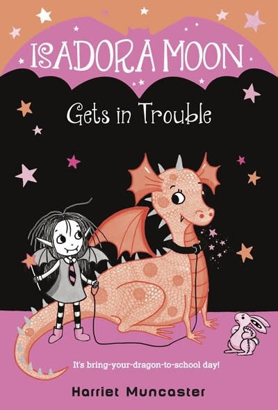 Random House Books for Young Readers Isadora Moon 08 Gets in Trouble