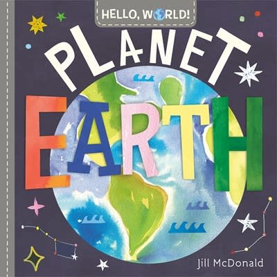 Doubleday Books for Young Readers Hello, World! Planet Earth
