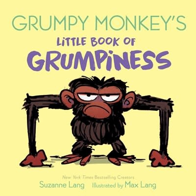 Random House Books for Young Readers Grumpy Monkey's Little Book of Grumpiness