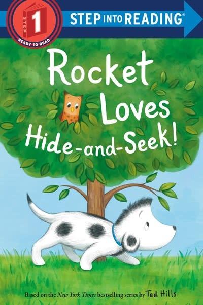 Schwartz & Wade Rocket Loves Hide-and-Seek!