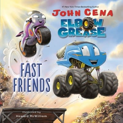 Random House Books for Young Readers Elbow Grease: Fast Friends