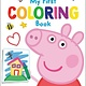 Golden Books Peppa Pig: My First Coloring Book (Peppa Pig)