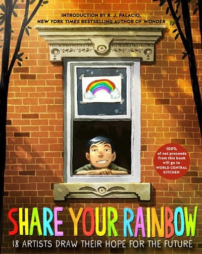 Random House Books for Young Readers Share Your Rainbow