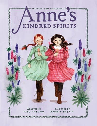 Tundra Books Anne's Kindred Spirits