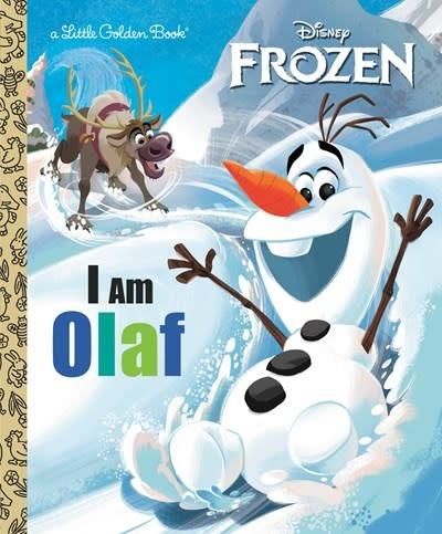 Golden/Disney Disney Frozen: I Am Olaf (Little Golden Book)