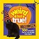 National Geographic Children's Books Weird But True Halloween