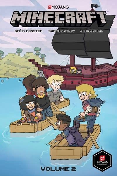 Dark Horse Books Minecraft Volume 2 (Graphic Novel)