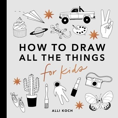 Paige Tate & Co All the Things: How to Draw Books for Kids