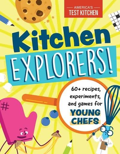 America's Test Kitchen Kids Kitchen Explorers!