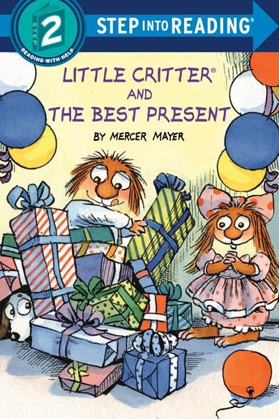 Random House Books for Young Readers Little Critter and the Best Present