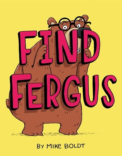 Doubleday Books for Young Readers Find Fergus