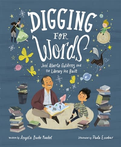 Schwartz & Wade Digging for Words: José Alberto Gutiérrez and the Library He Built