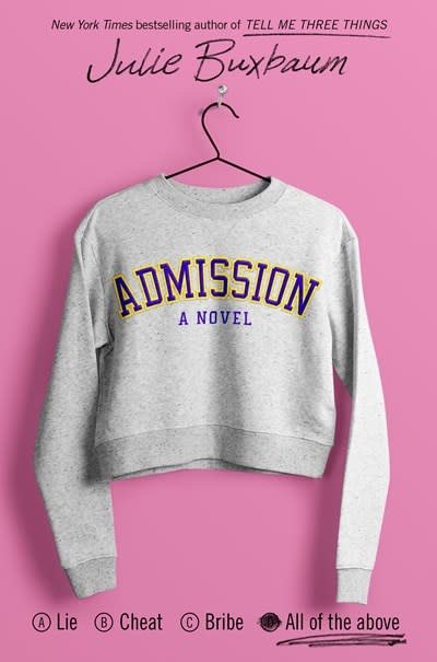 Delacorte Press Admission