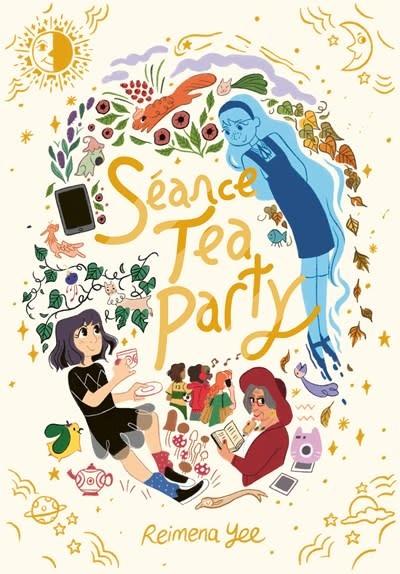 Random House Graphic Seance Tea Party