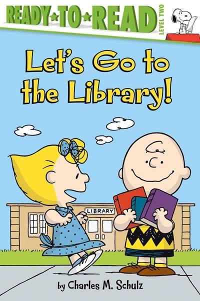 Simon Spotlight Let's Go to the Library!