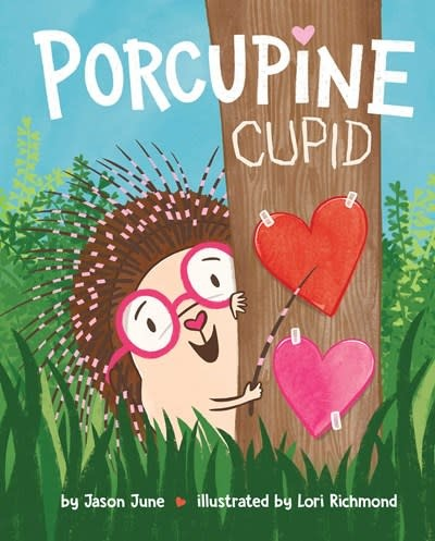 Margaret K. McElderry Books Porcupine Cupid