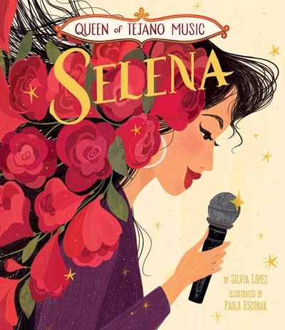 little bee books Queen of Tejano Music: Selena