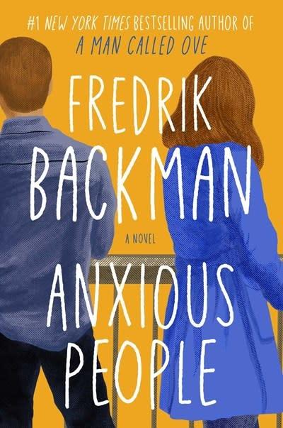 Atria Books Anxious People: A Novel