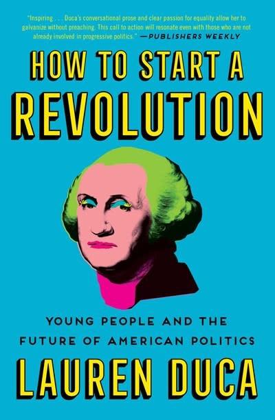 Simon & Schuster How to Start a Revolution